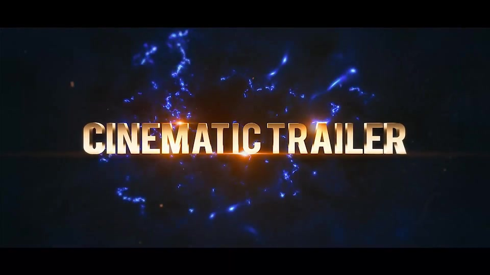Cinematic Trailer Videohive 21261974 After Effects Image 9