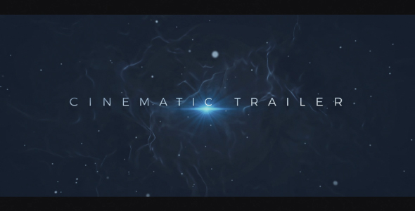 Cinematic Trailer - Download Videohive 20469117