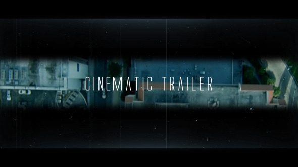 Cinematic Trailer - Download Videohive 8191476