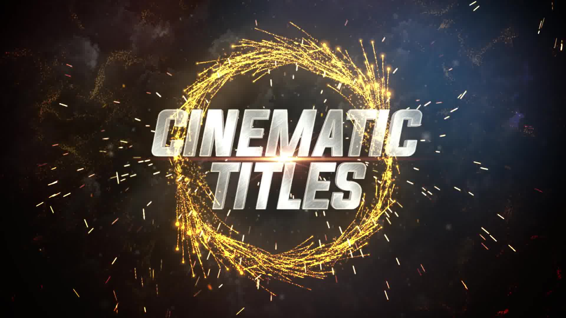 Cinematic Trailer Titles Premiere Pro Videohive 24601841 Premiere Pro Image 11