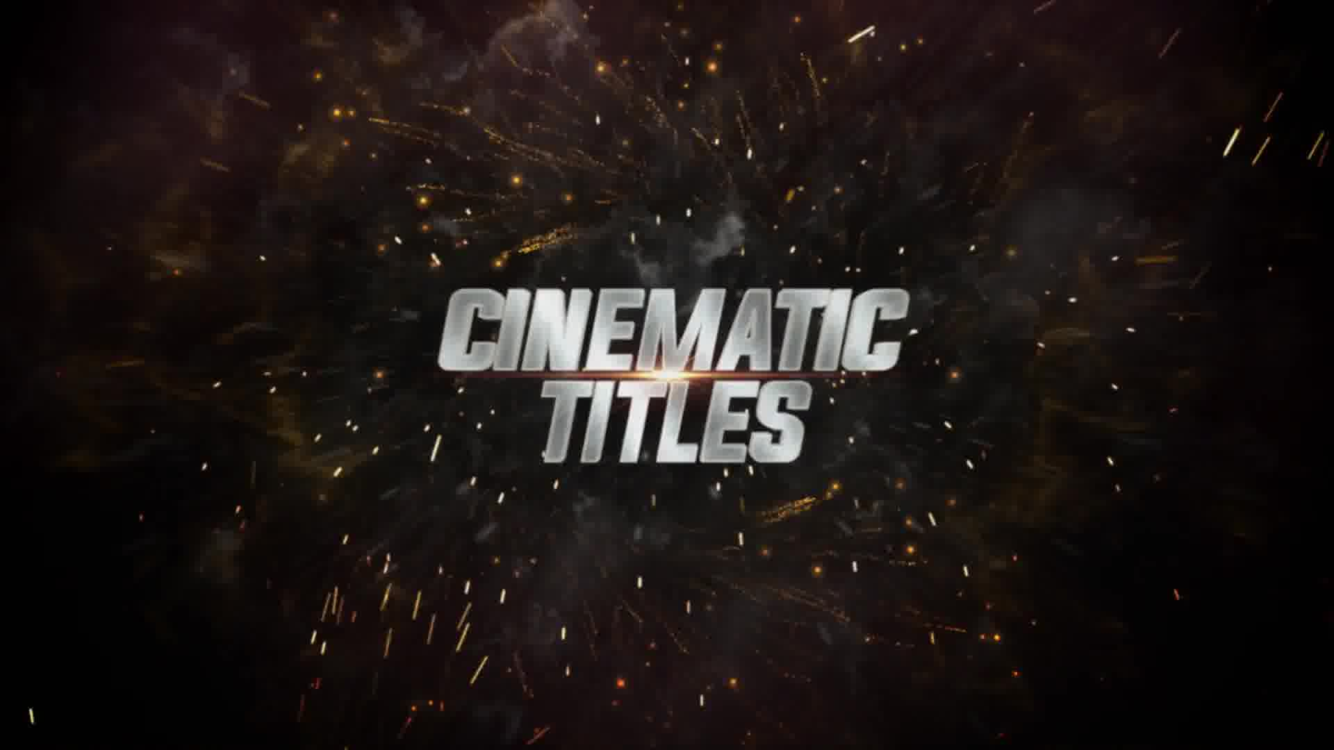 Cinematic Trailer Titles Premiere Pro Videohive 24601841 Premiere Pro Image 12