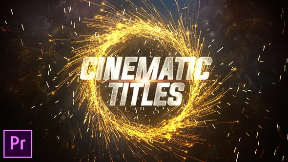 Cinematic Trailer Titles Premiere Pro - Download 24601841 Videohive