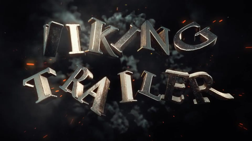 Cinematic Trailer Viking Videohive 23501431 After Effects Image 12