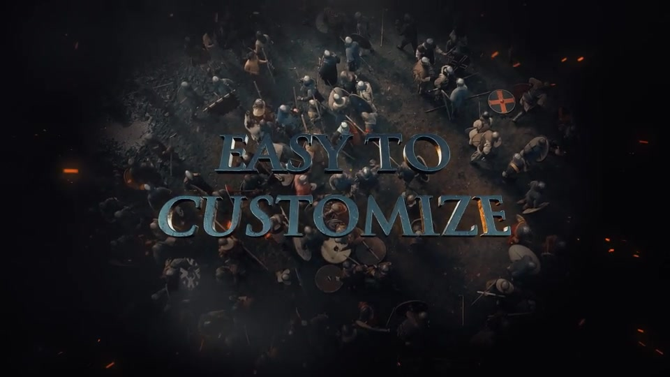 Cinematic Trailer Viking Videohive 23501431 After Effects Image 5
