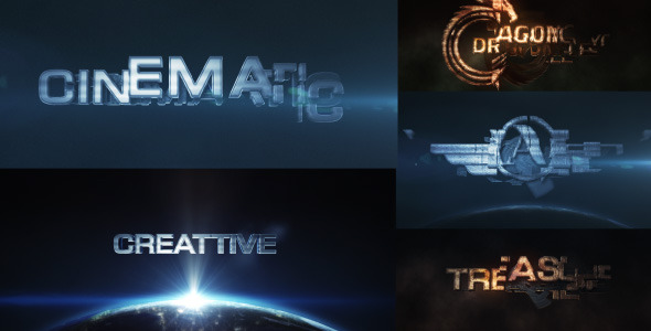 Cinematic Transform - Download Videohive 8005536