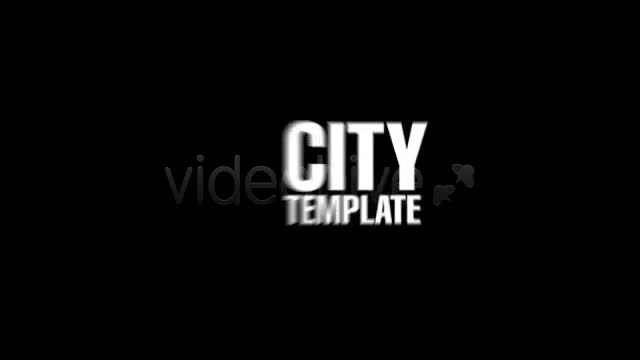 City Template - Download Videohive 475323