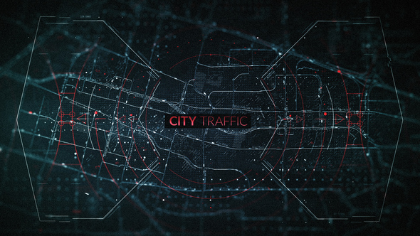 City Traffic Trailer - Download Videohive 22291070