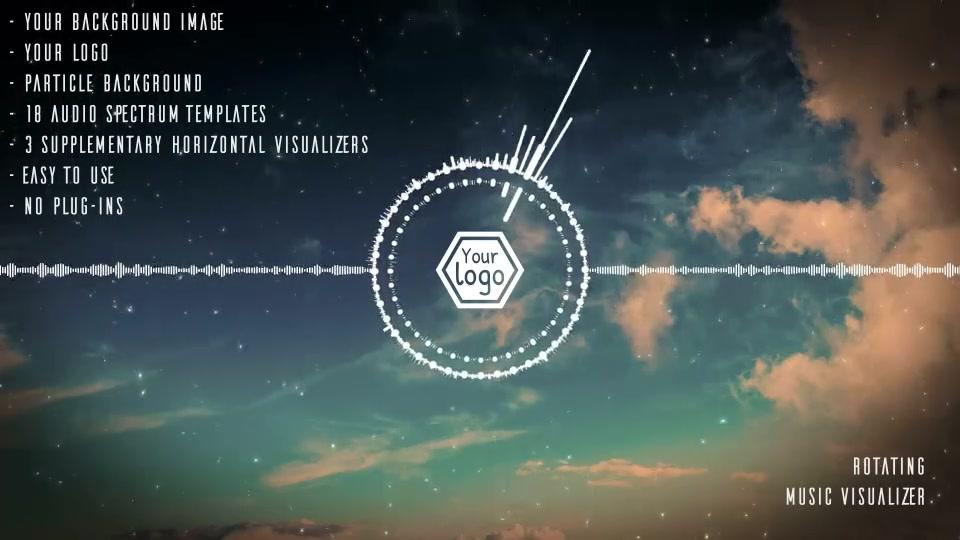 Clean audio spectrum music visualizer download videohive 15786650 maxwellsz