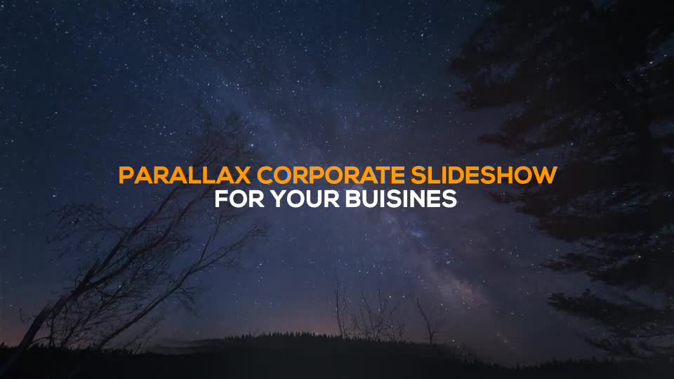 Clean Corporate Parallax Slideshow - Download Videohive 19969679