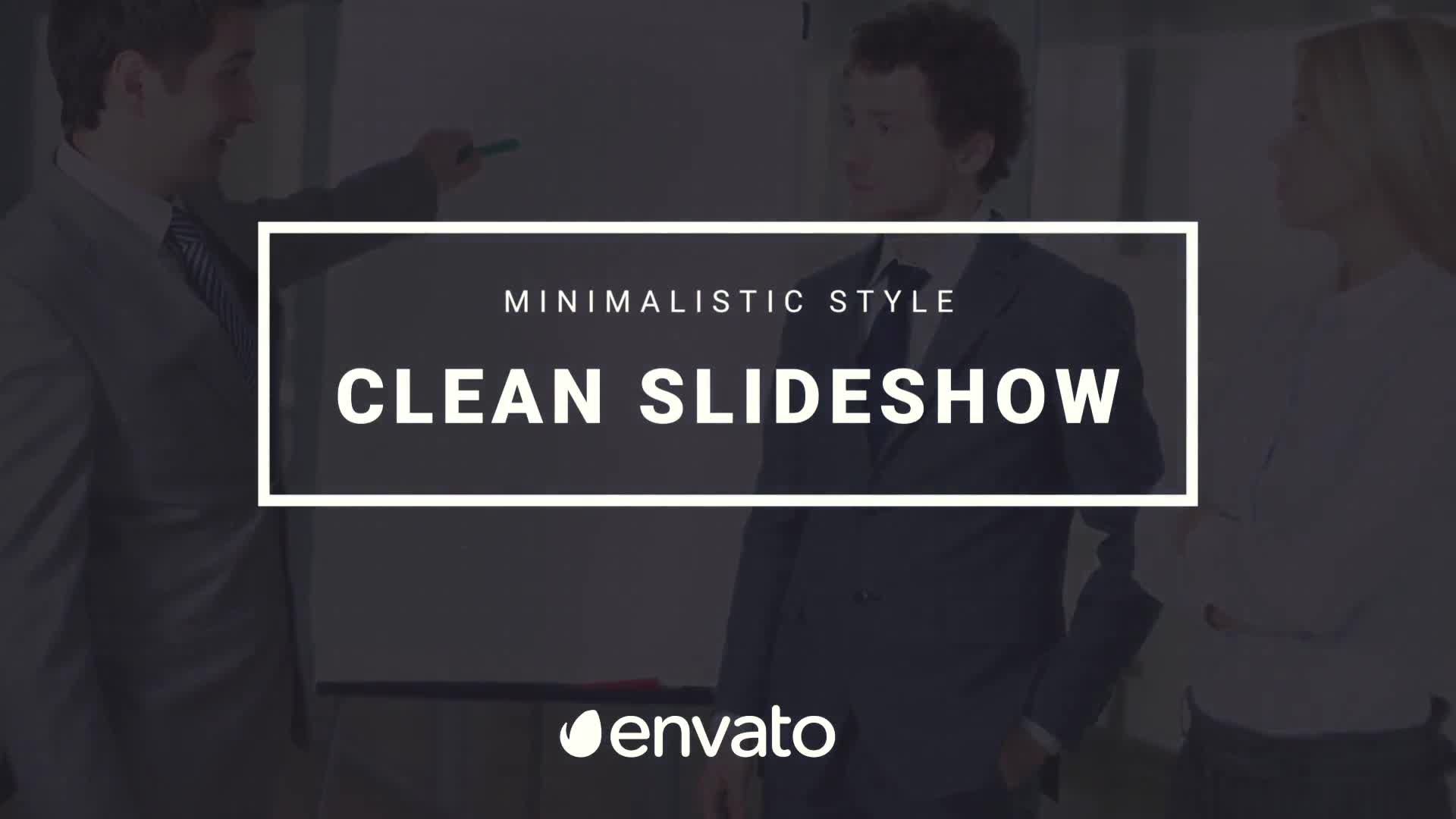 Clean Corporate Slides Videohive 25491904 Premiere Pro Image 1