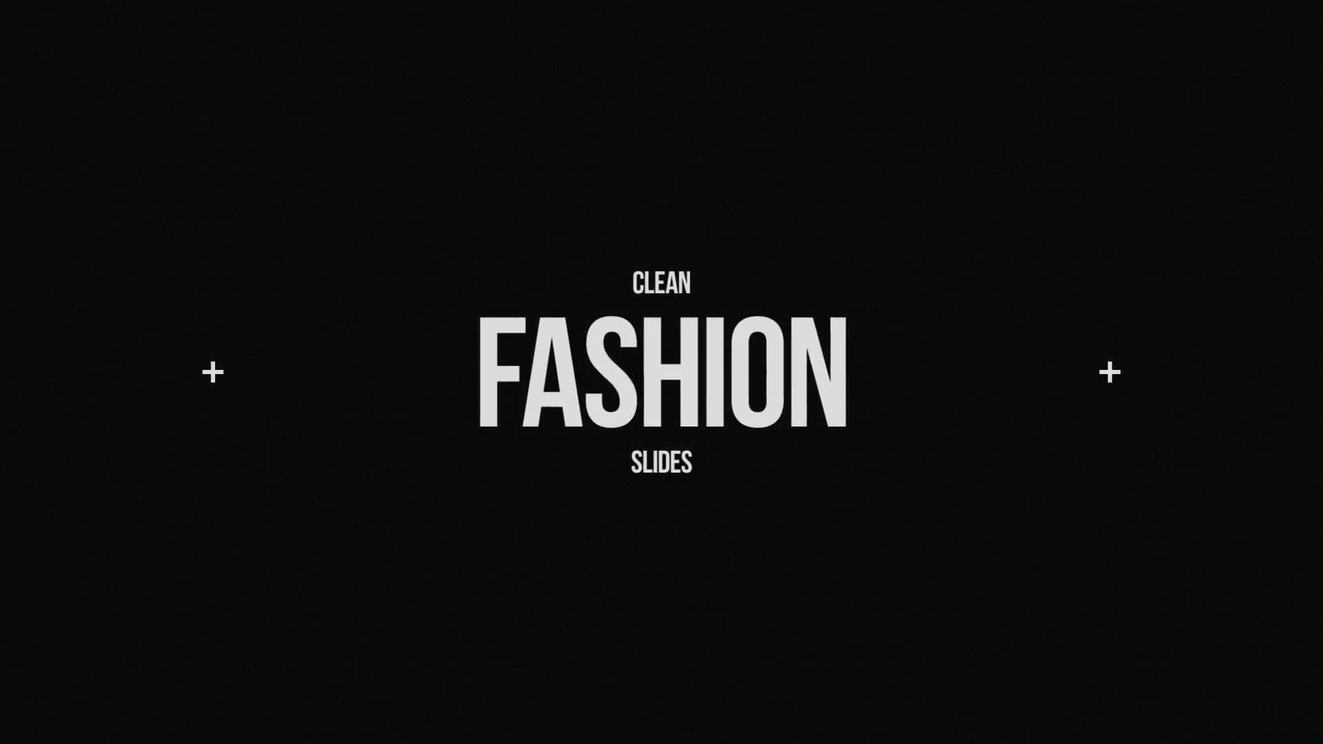 Clean Fashion Slides - Download Videohive 15801799