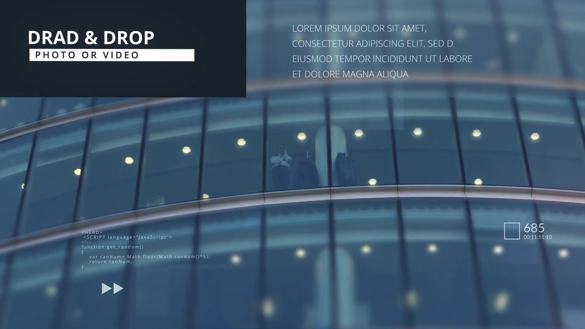 Clean Glass Corporate Slideshow - Download Videohive 19365006