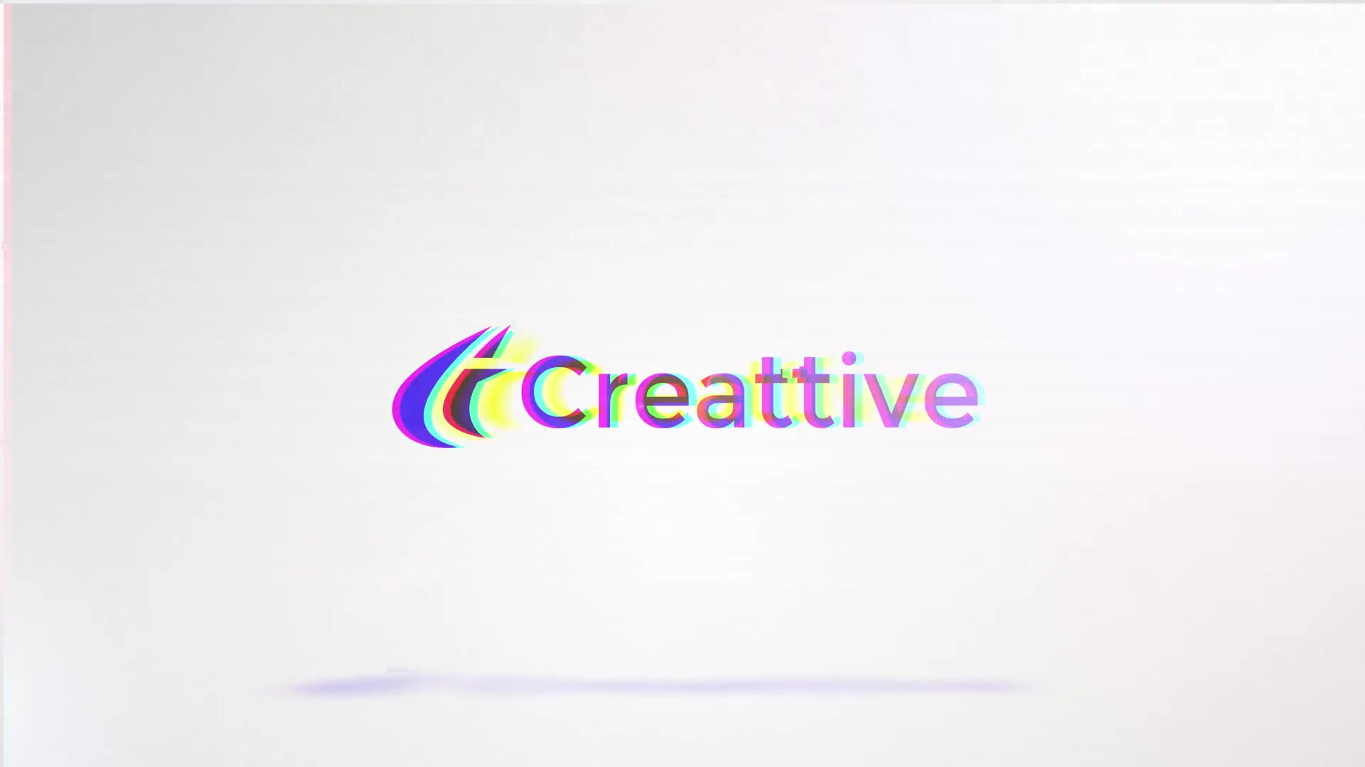 Clean Glitch Logo - Download Videohive 11449838