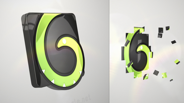Clean Logo Reveal - Download Videohive 22861651