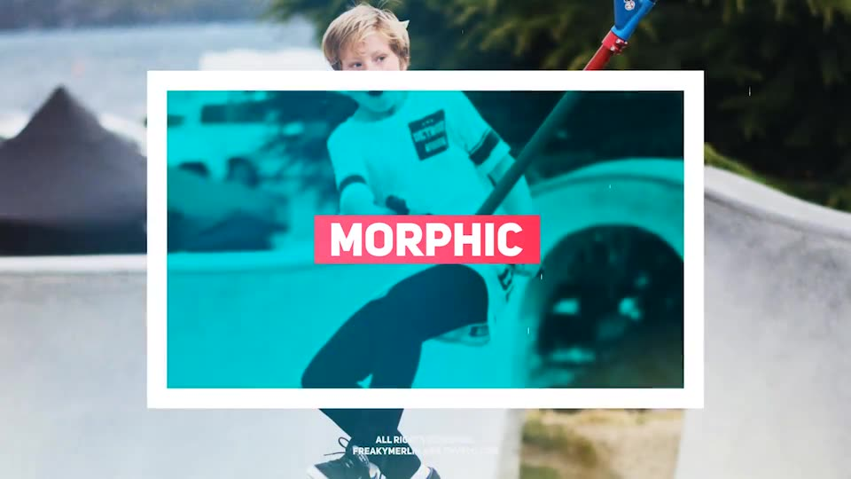 Clean Morphic Trip - Download Videohive 21283109