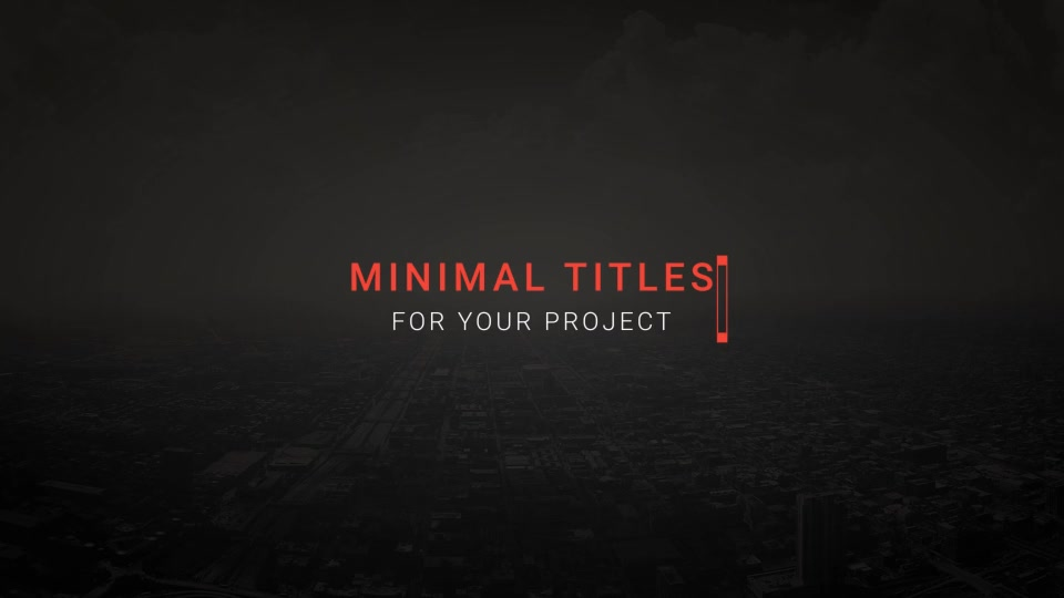 Clean Titles - Download Videohive 20483337