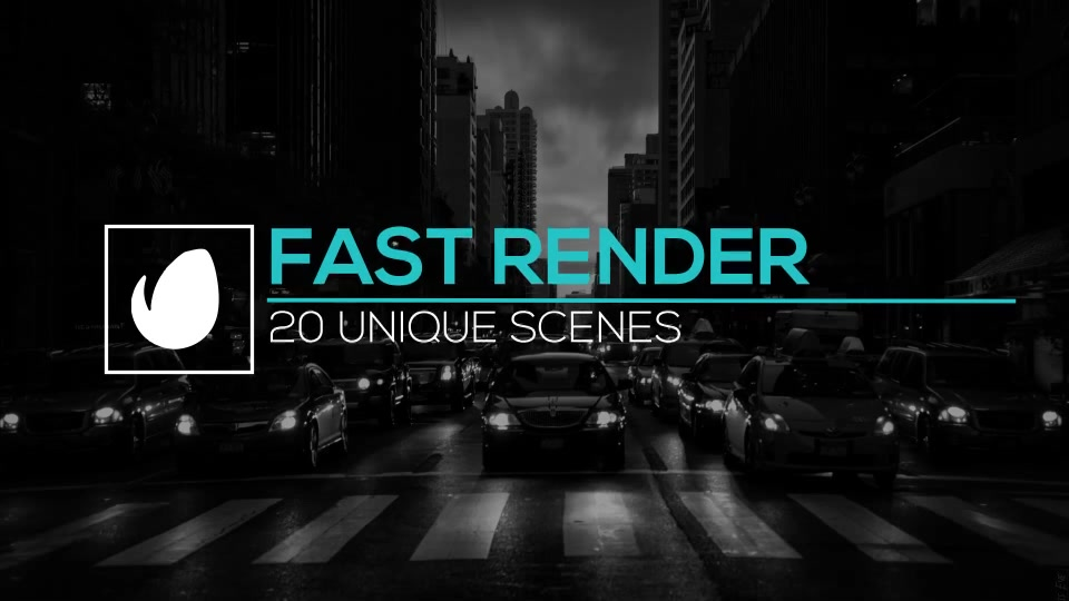 Clean Titles Pack - Download Videohive 16215399