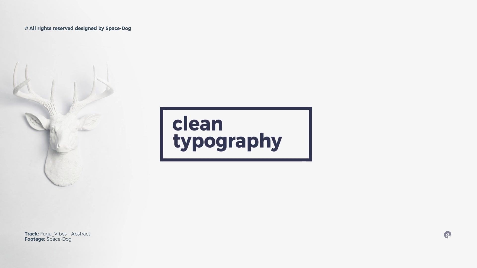 Clean Typography - Download Videohive 20645969