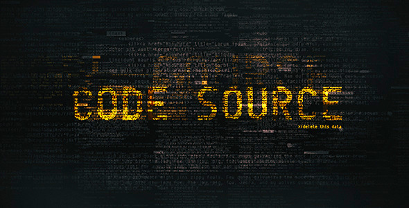 Code Source - Download Videohive 8592149