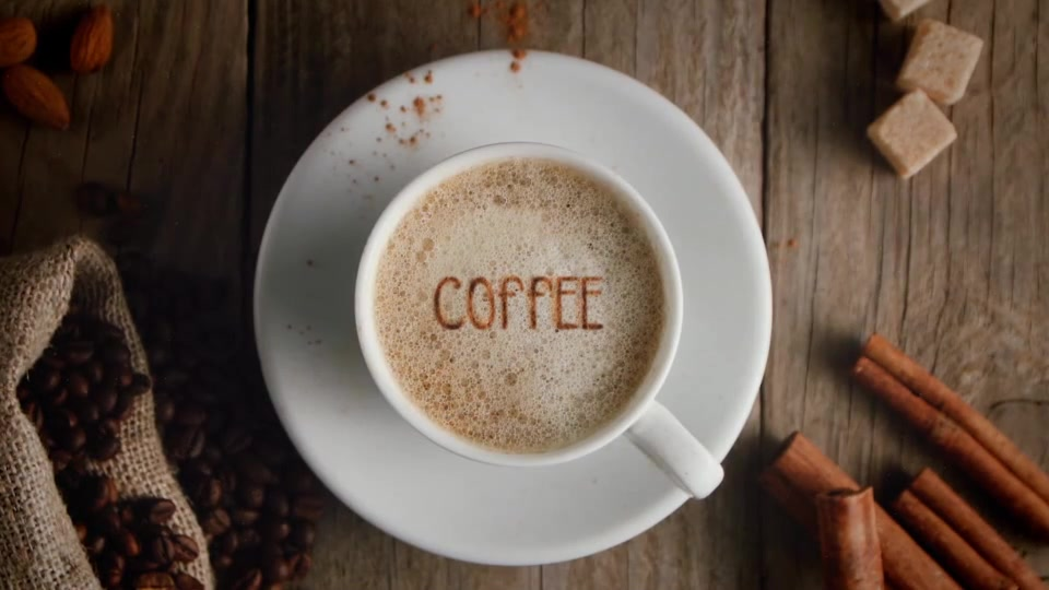 Coffee Opener - Download Videohive 19573835