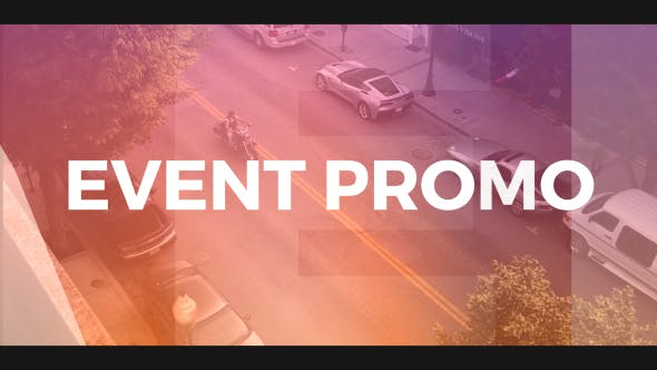 Colorful Event Promo - Download Videohive 19968555