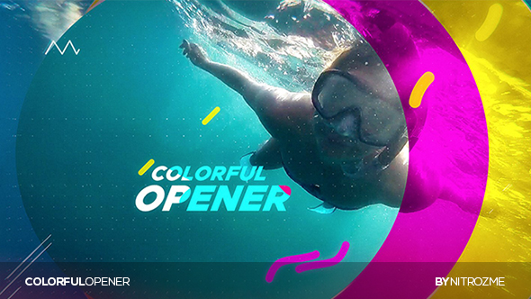 Colorful Opener - Download Videohive 20367299