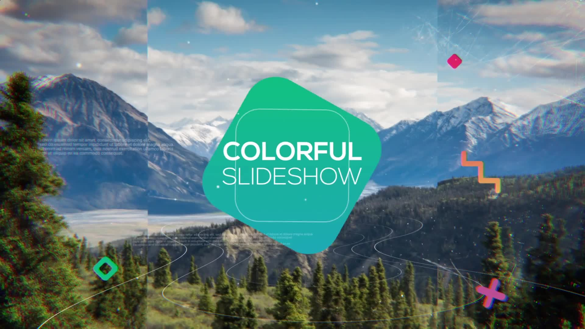 Colorful Slideshow - Download Videohive 18943037