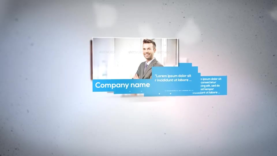 Company Portfolio - Download Videohive 9871887