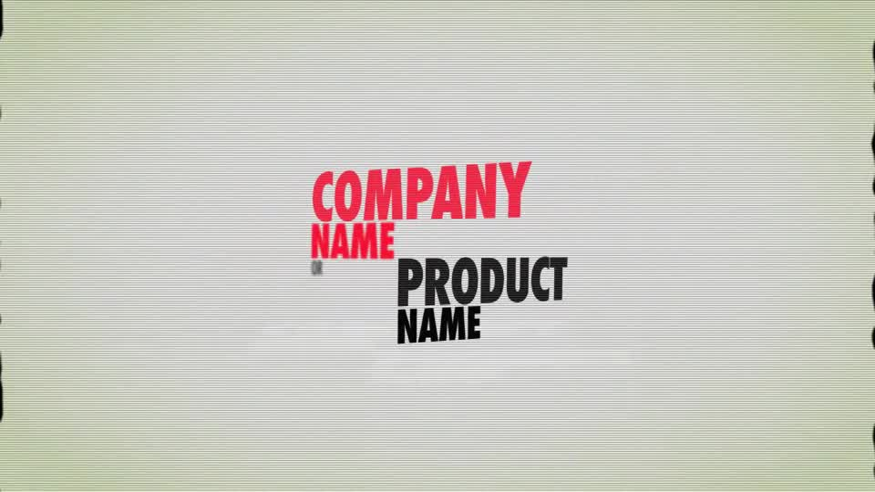 Company / Product Showcase Videohive 1493401 After Effects Image 1