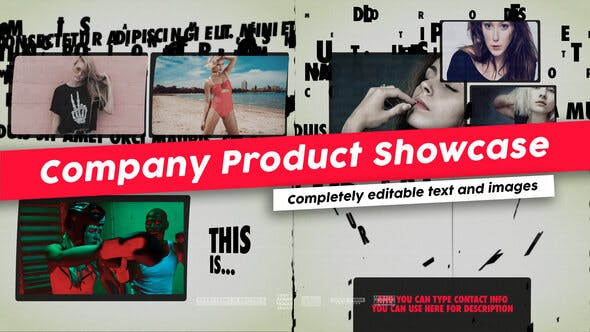 Company / Product Showcase - Download Videohive 1493401