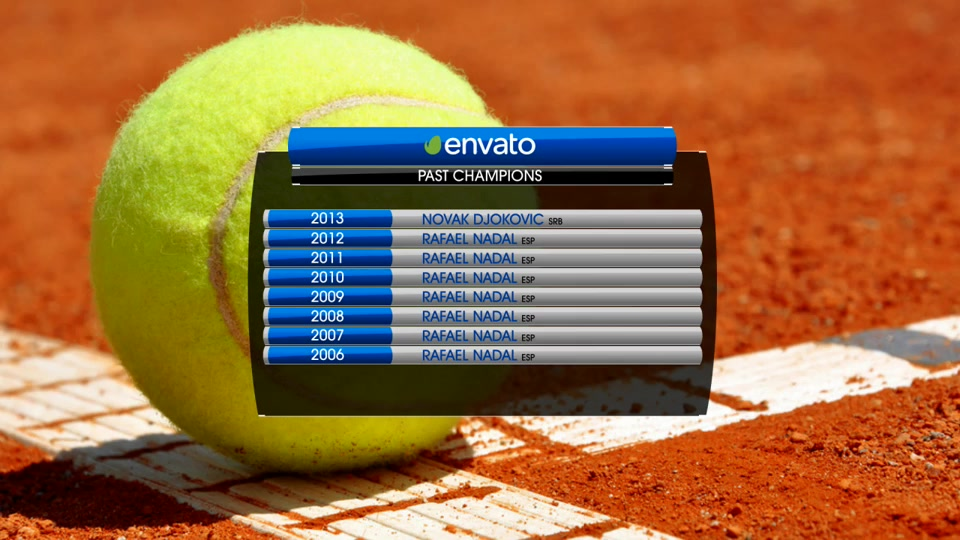 Complete On Air Tennis Package - Download Videohive 5504875