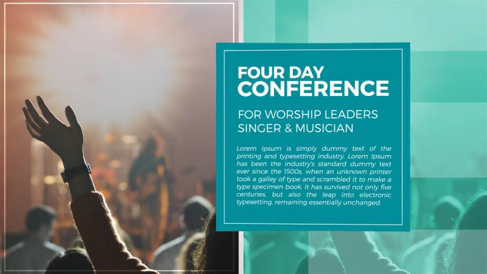 Conference Event Promo - Download Videohive 17405683