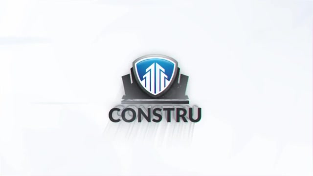 Construction Company Logo Buildup - Download Videohive 17088862