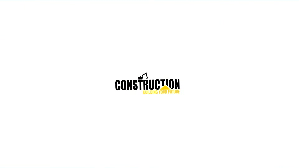 Construction Logo - Download Videohive 14880912