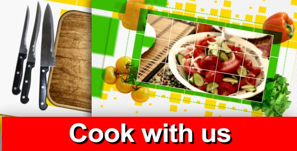 Cook With Us Tv Pack - Download Videohive 5295314