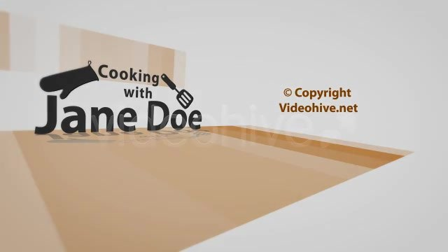 Cooking Intro Tv Show - Download Videohive 1599372