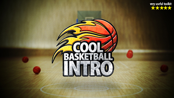 Cool Basketball Intro - Download Videohive 19932032