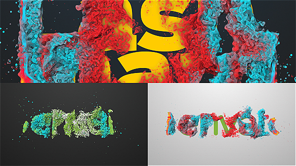 Coral Logo - Download Videohive 15019463
