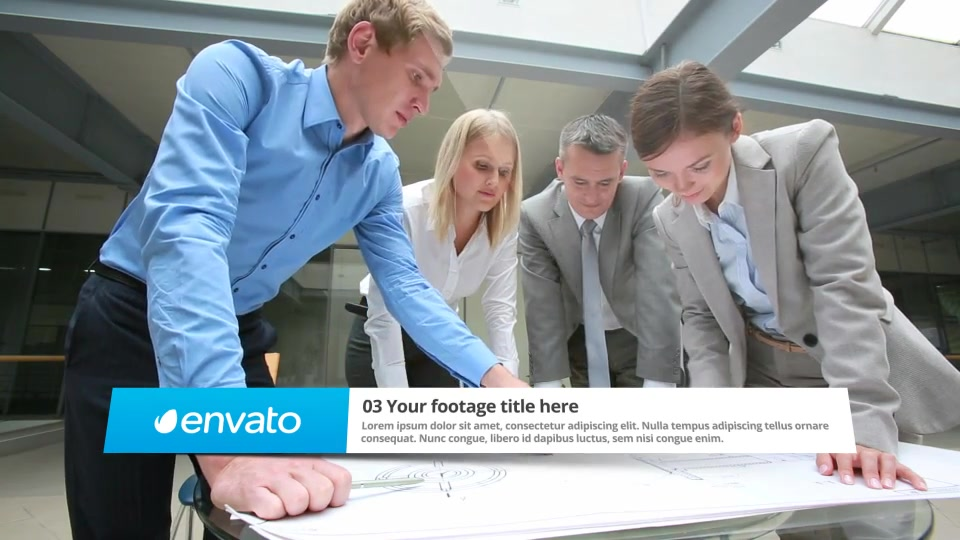 Corporate Annual Report - Download Videohive 6727375