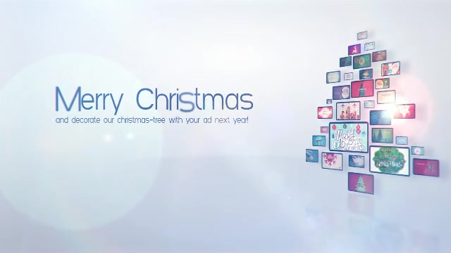 Corporate Christmas Tree - Download Videohive 71971