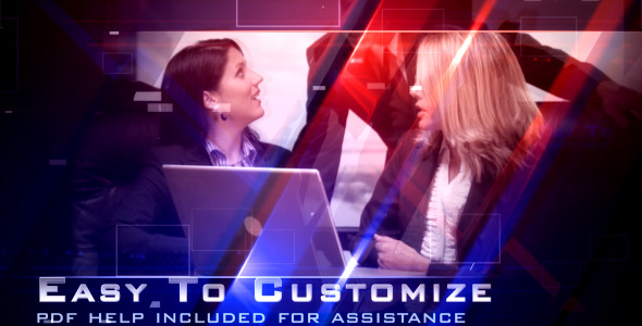 Corporate Glass - Download Videohive 476112