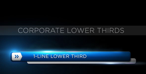 Corporate lower third download videohive 153152 maxwellsz