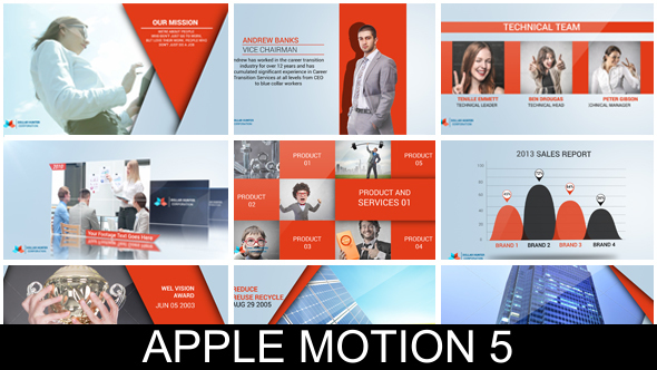 Corporate Pack - Download Videohive 13429343