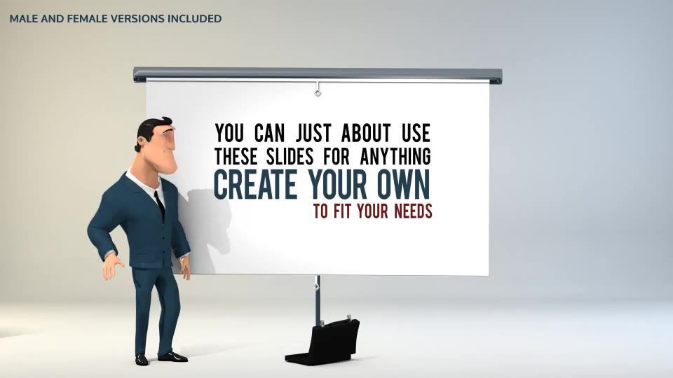 Corporate Presentation 3D - Download Videohive 7789721