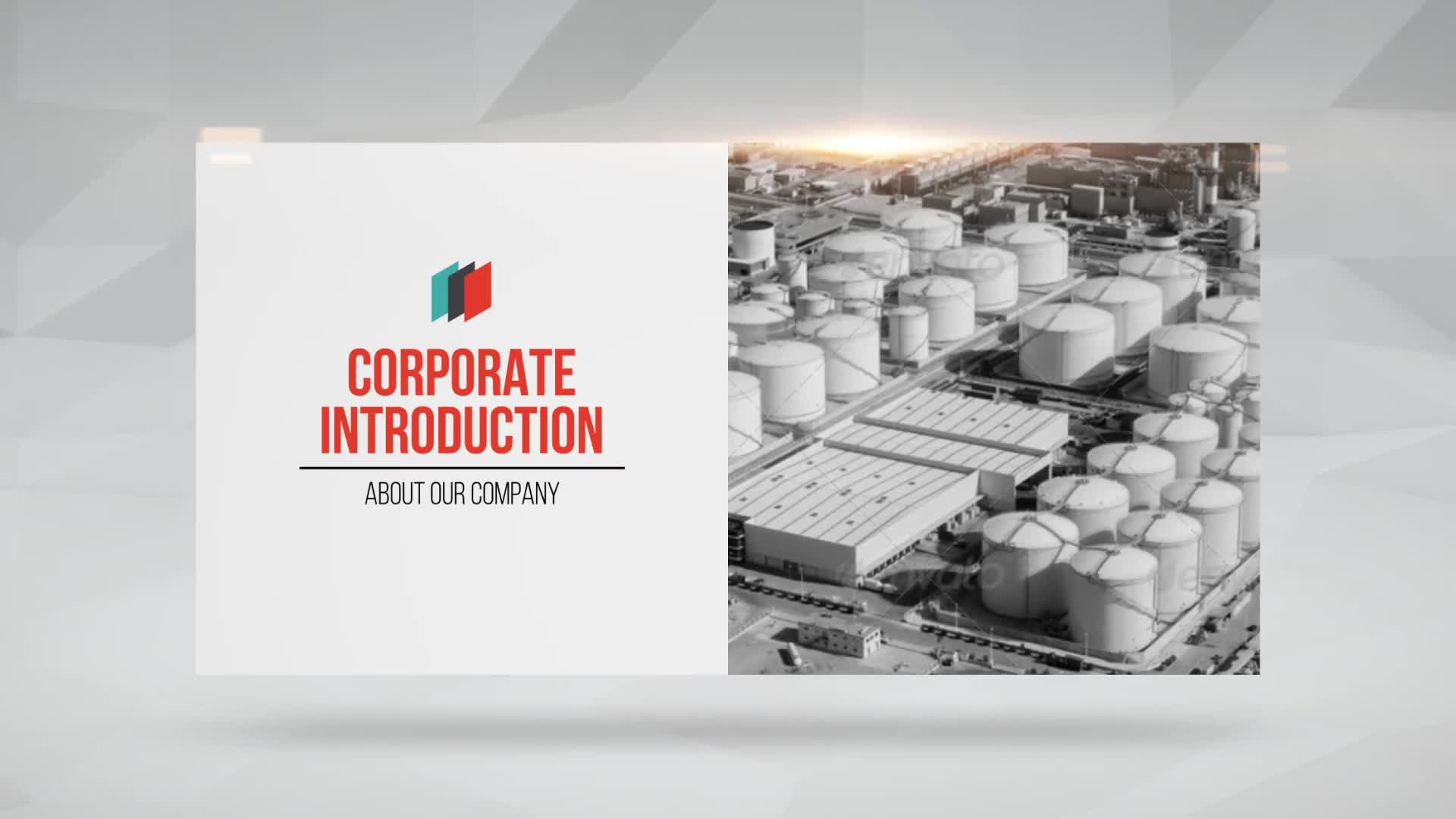 Corporate Presentation Unfold - Download Videohive 9938056