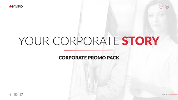 Corporate Promo Pack - Download Videohive 21088145