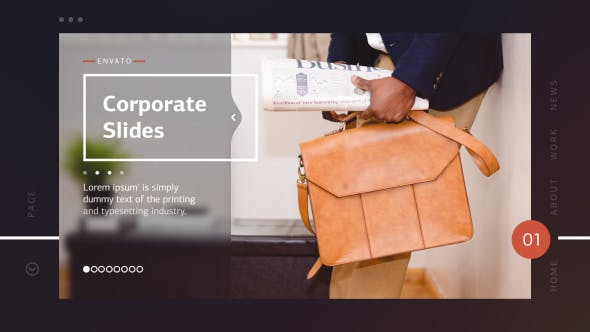 Corporate Slides - 19450246 Download Videohive