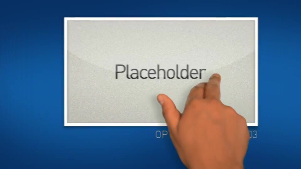 Corporate tablet slideshow and menu interface - Download Videohive 2201135