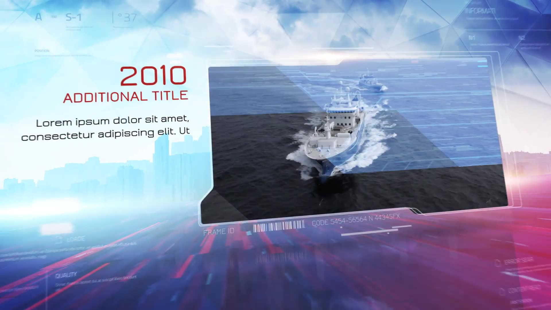 Corporate Timeline & Slideshow Videohive 10906730 After Effects Image 2