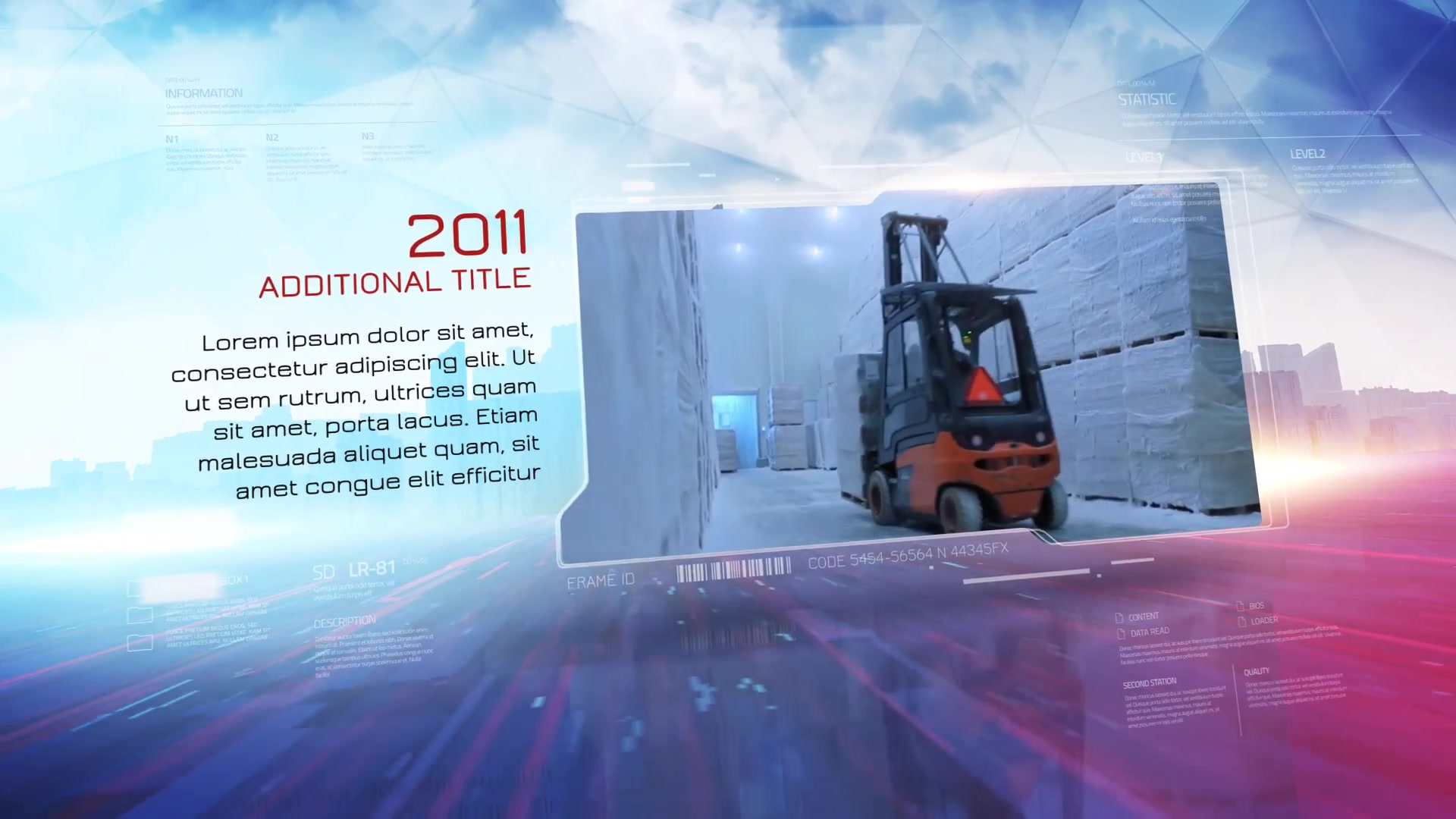 Corporate Timeline & Slideshow Videohive 10906730 After Effects Image 3